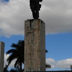 El hombre nuevo en su pedestal