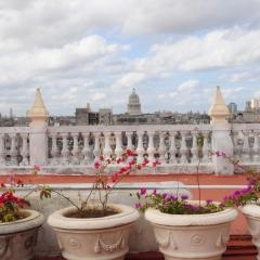 El Capitolio en La Habana