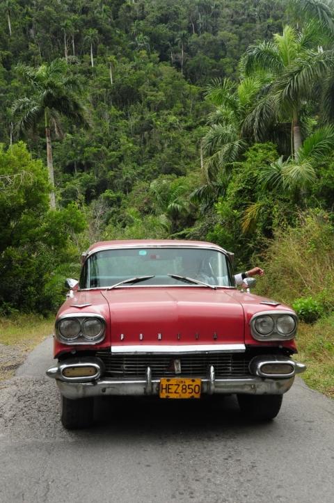 Pontiac 1958. El taxi